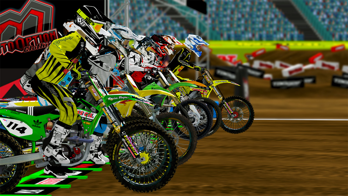 SUPERCROSS AMA ROUND 4 - OAKLAND