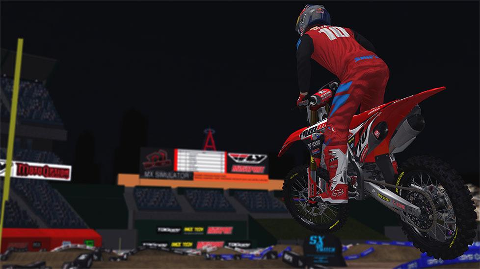 Championnat SX AMA 2017 Round 1 - Anaheim 1