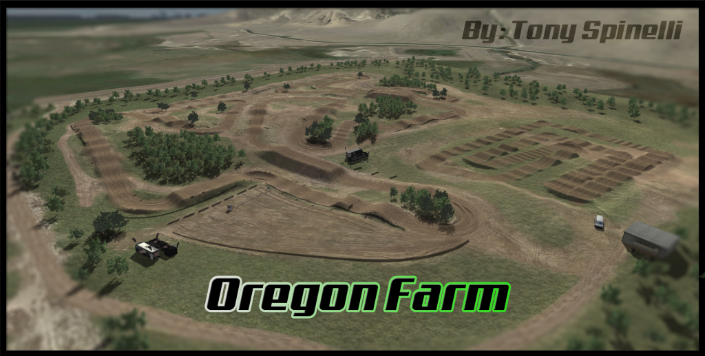FUN RACE : Oregon Farm