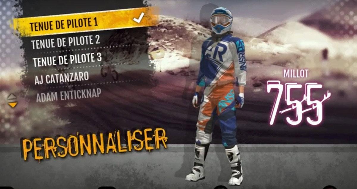 MX vs ATV Supercross Encore FULL TEST Partie 1