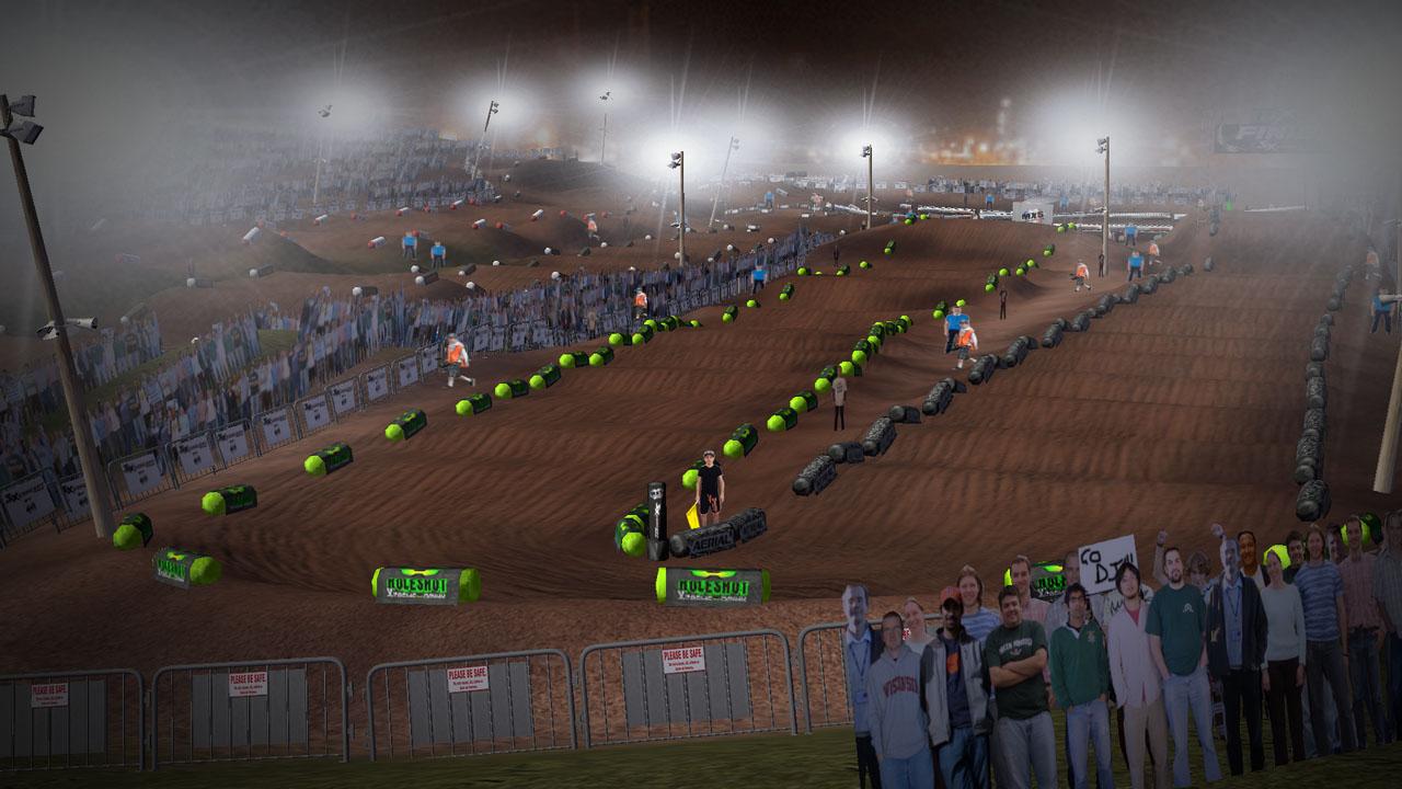 SX CONCEPT 2016 Round 2 - La Bosse De Bretagne
