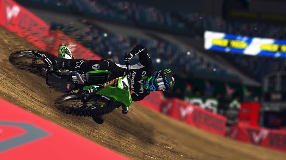 Championnat SX AMA 2017 Round 7 - Arlington